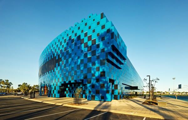 Стадион Wanangkura Stadium в Австралии