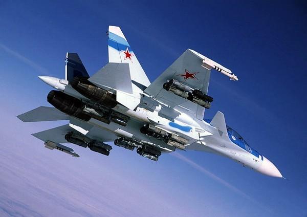 Истребитель Су-30. Источник фото: owasia.ru