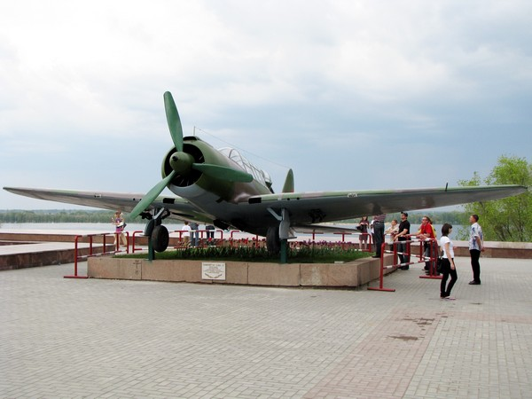 Бомбардировщик Су-2. Источник фото: flying-legends.ru