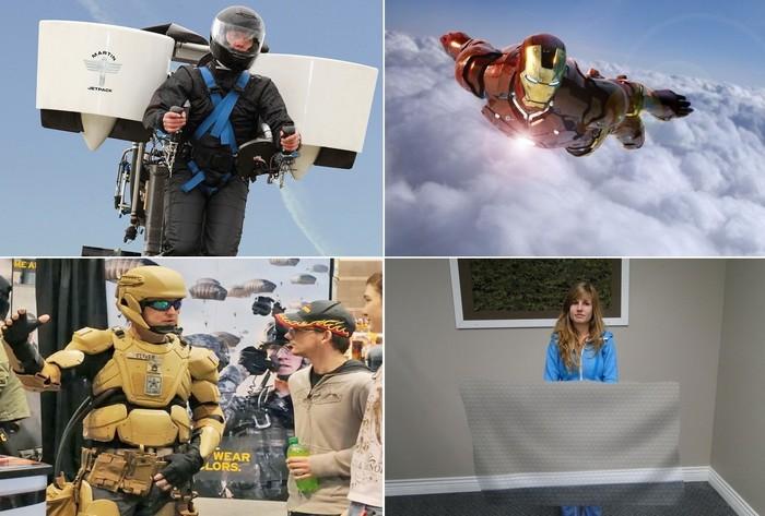 Технологии, которые превратят тебя в супергероя