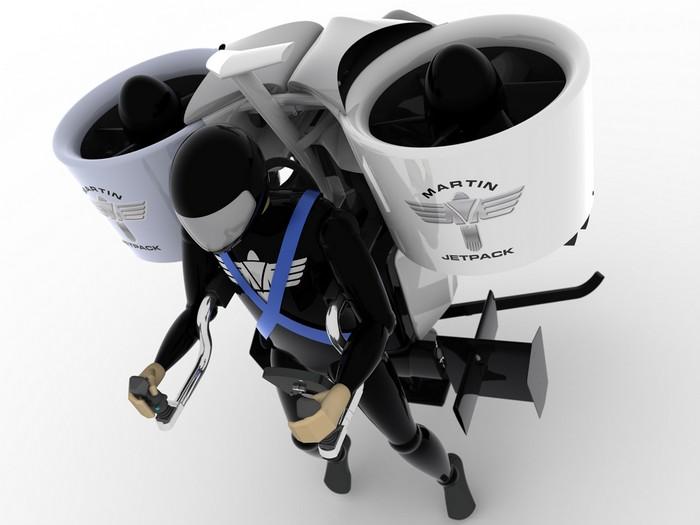 Martin Jetpack – реактивный ранец
