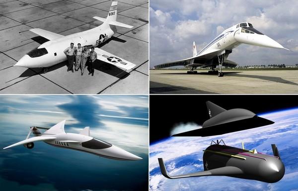 Прошлое, настоящее и будущее сверхзвуковой авиации