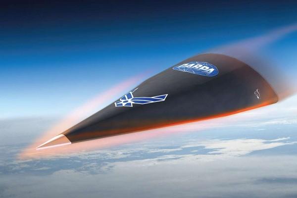 DARPA Falcon HTV: самый быстрый в истории