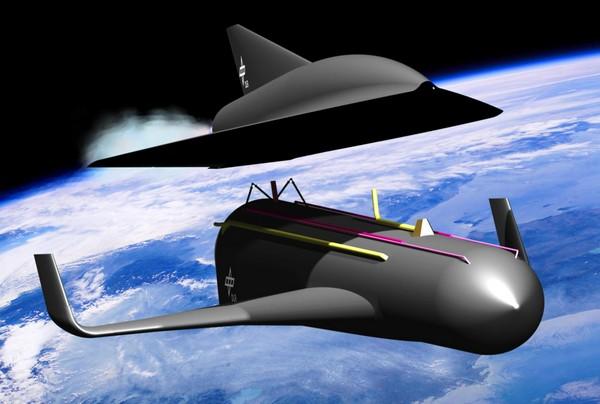 SpaceLiner: гиперзвуковой пассажирский самолет будущего