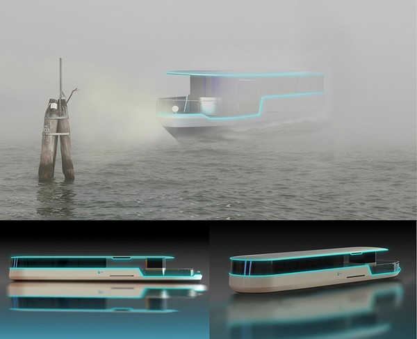 Mira – водородные речные трамвайчики для Венеции. Источник фото: svetlanamikhailova.com