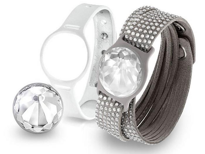 Swarovski Shine – фитнес-браслет для гламурных дам с кристаллами от Swarovski
