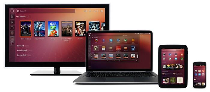 Ubuntu for Android - система, которая позволяет превратить смартфон в системный блок компьютера
