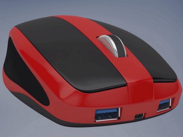Mouse Box – компьютер, встроенный в манипулятор-мышь