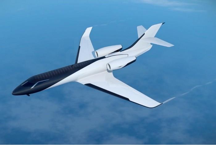 IXION – самолет без окон, но с панорамными видами