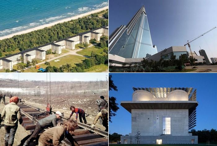 Новая жизнь знаменитых объектов тоталитарной архитектуры