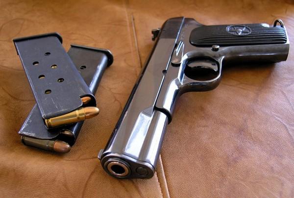 Пистолет ТТ. Источник фото: boepodgotovka.ucoz.ru