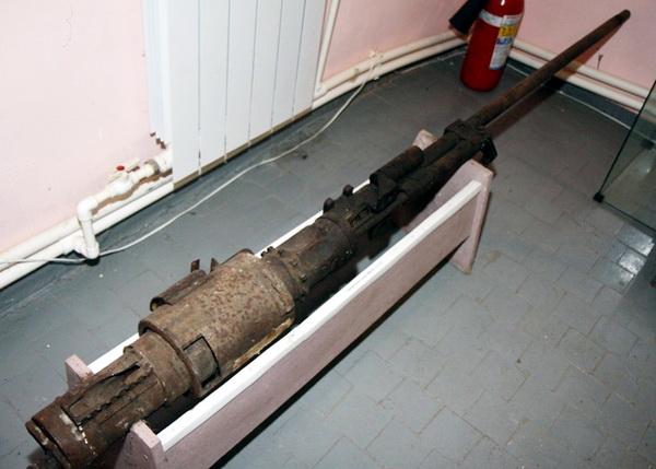 Авиационная пушка ШВАК. Источник фото: Liveinternet.ru