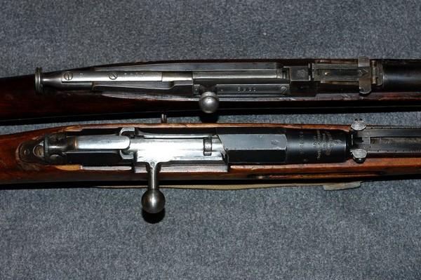 Винтовка системы Бердана. Источник фото: forum.guns.ru