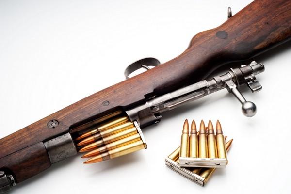 Трехлинейная винтовка Мосина. Источник фото: ru.gdefon.com