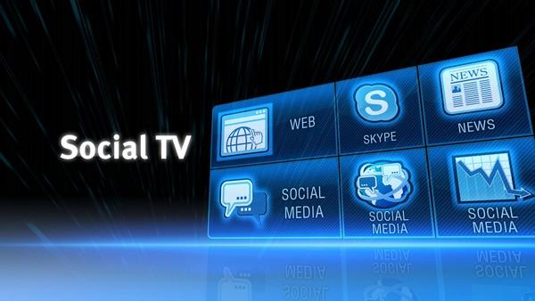 Social TV - телевидение как социальная сеть