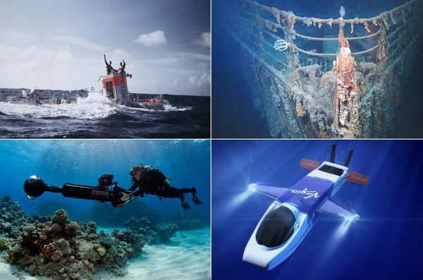 Самые интересные и знаковые события из истории освоения подводного мира