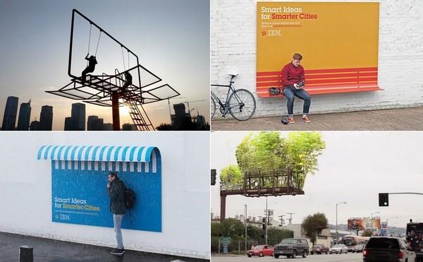 Самые необычные функции билбордов