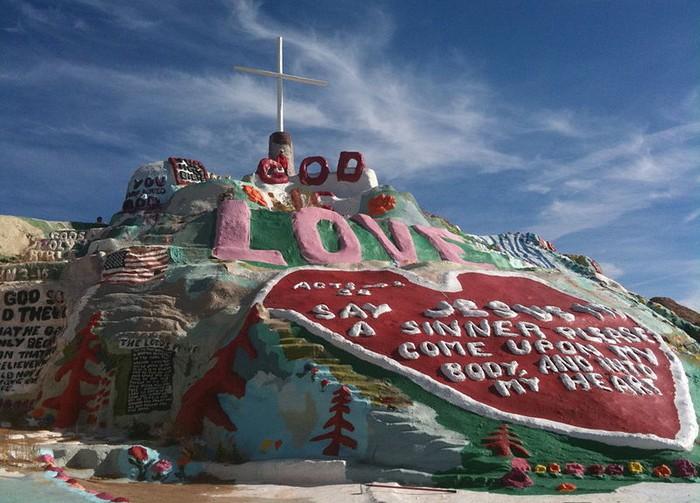 Слэб Сити – город хиппи и художников в пустыне Колорадо