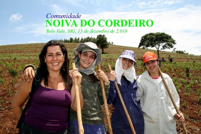 Ноива ду Кордейру – город бразильских невест