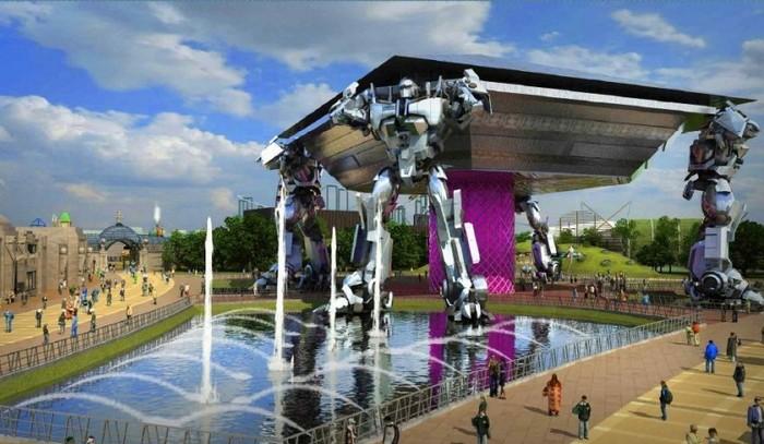 Robot Land – первый в мире город для роботов