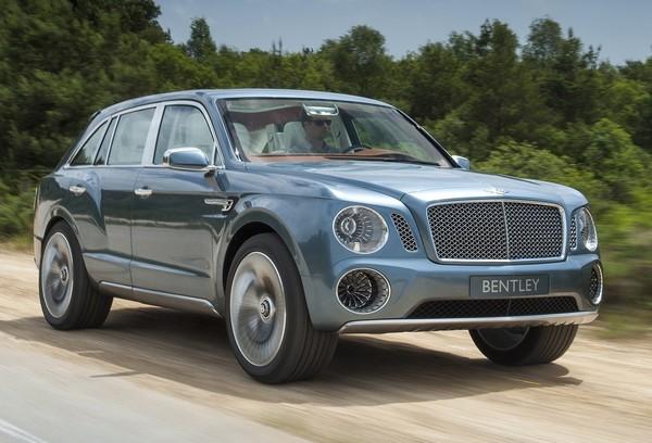 Bentley – самый дорогой в мире внедорожник. Источник фото: btr.ua