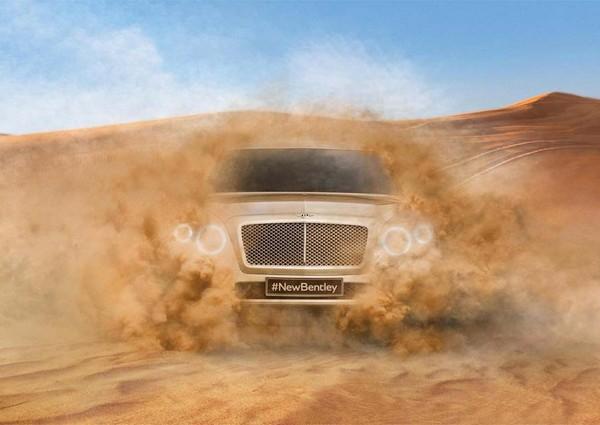 Bentley – самый дорогой в мире внедорожник. Источник фото: thedetroitbureau.com