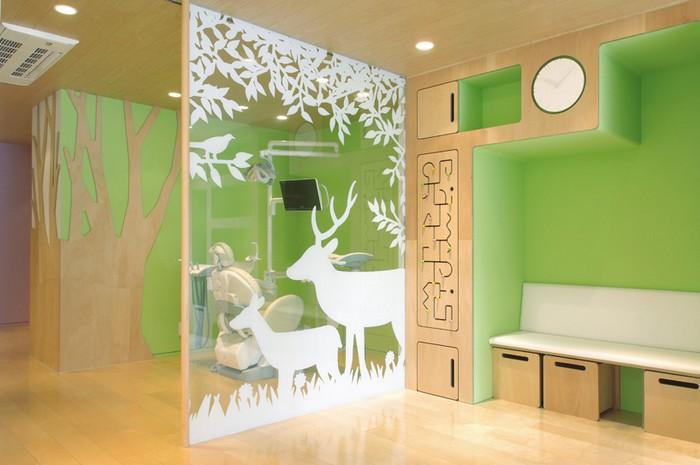Matsumoto Kids Dental Clinic – милая стоматологическая клиника для детей