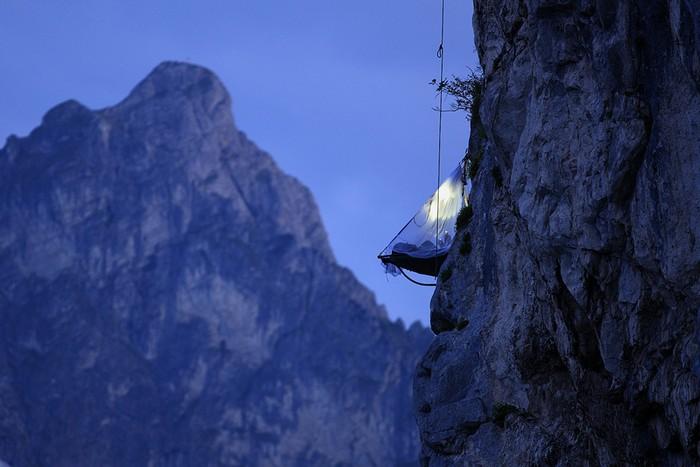 Waldseilgarten – кемпинг на высоте 300 метров