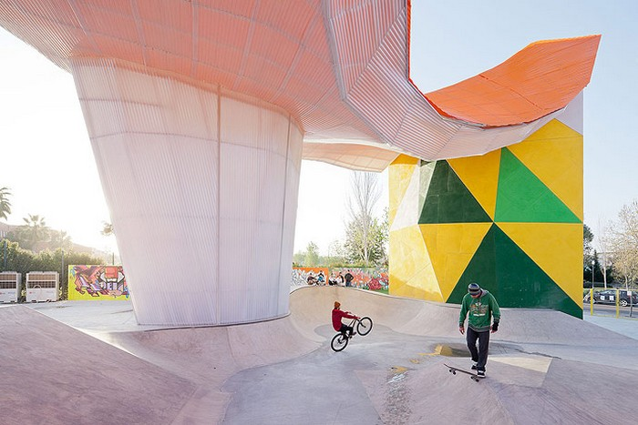 Youth Factory – самый красивый и полезный в мире экстрим-парк