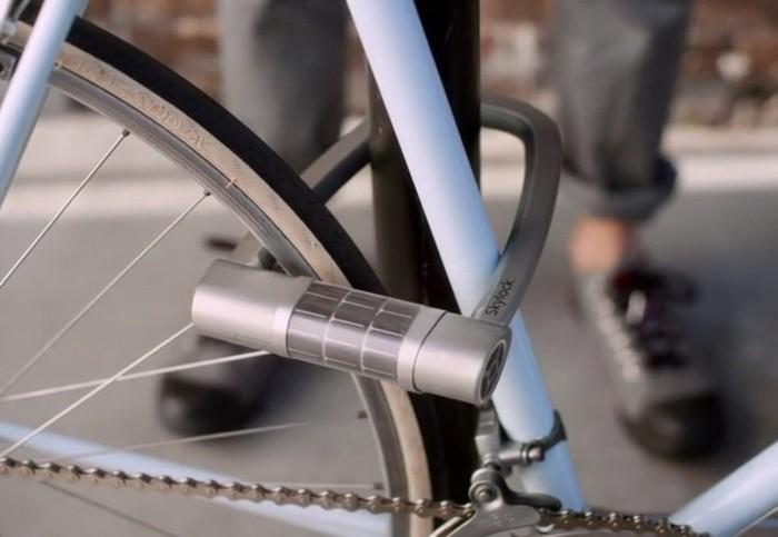 Skylock – умный замок для велосипеда