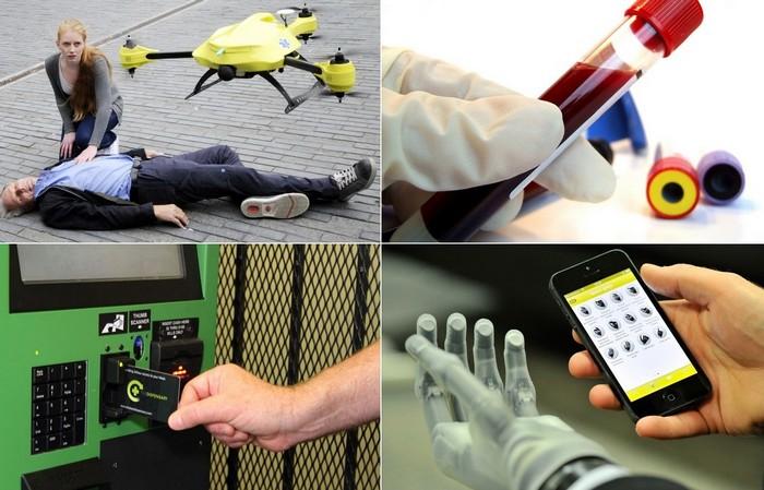 Необычные медицинские технологии последних лет