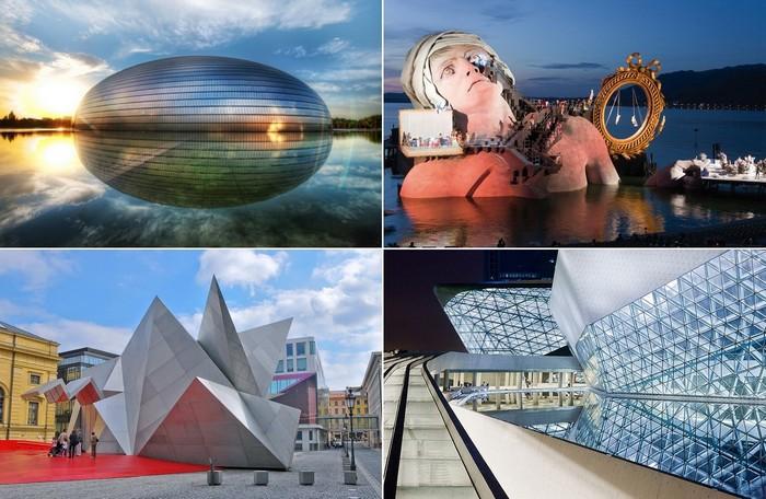 Самые необычные современные оперные театры