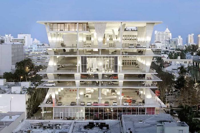 1111 Lincoln Road – авангардный паркинг в Майами