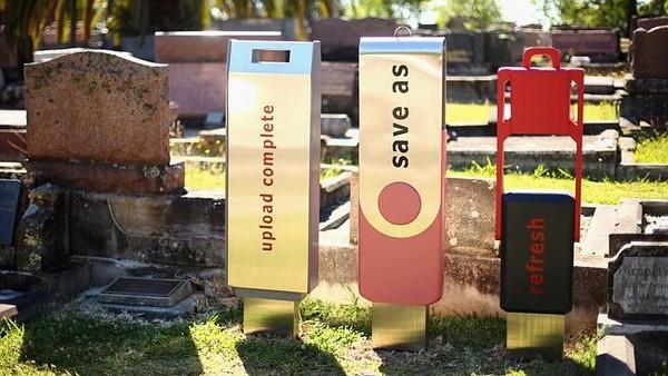 Выставка на кладбище в Сиднее. Источник фото: Rookwoodcemetery