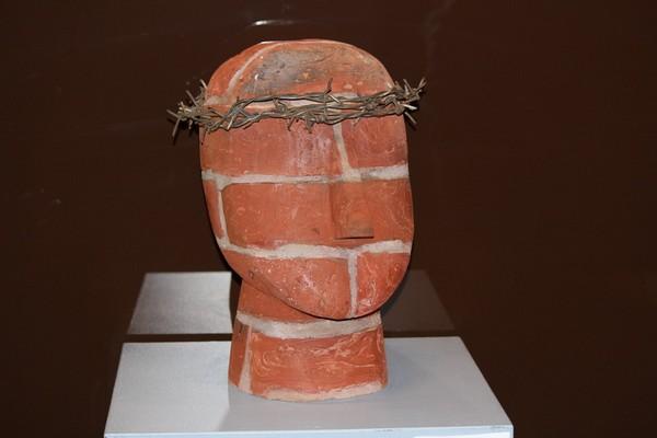 Художественная выставка в тюрьме Кресты. Источник фото: Fsin.su