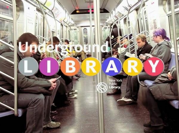 Подземная библиотека Underground Library. Источник фото: gutewerbung.net