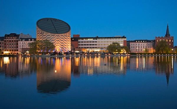 Планетарий Тихо Браге в Копенгагене