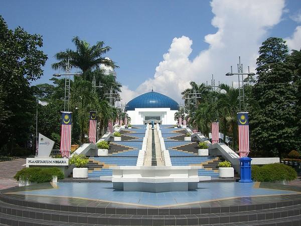 Планетарий Planetarium Negara в Куала-Лумпуре