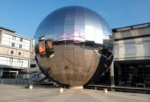 Планетарий At-Bristol в Бристоле