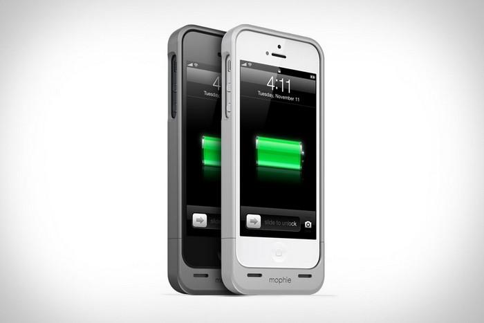 Mophie Juice Pack Helium – чехол для iPhone со встроенным аккумулятором
