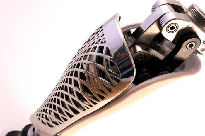 Стильные протезы от Bespoke Innovations
