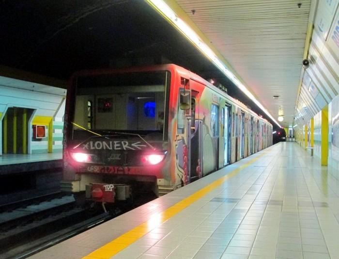 Метрополитен Катании - самое короткое метро в мире
