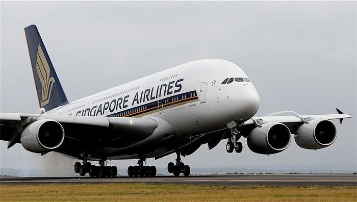Рекордно длинный пассажирский авиарейс от Singapore Airlines