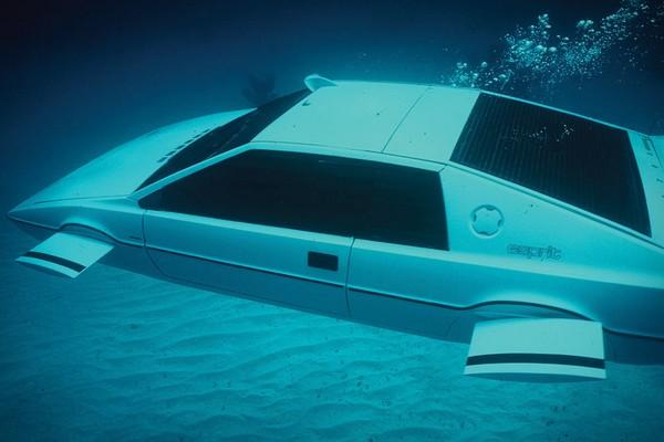 Lotus Submarine – подводная лодка Джеймса Бонда