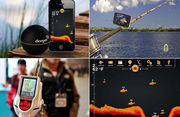 Современные технологичные приспособления для рыбалки