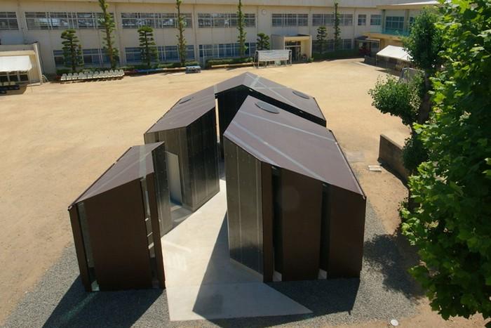 House of Toilet – солнечная обсерватория в общественном туалете