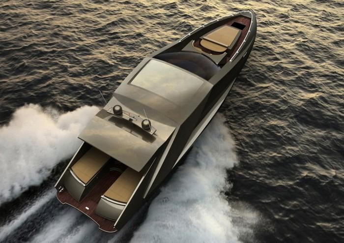 Lamborghini Poweryacht – яхта от Lamborghini