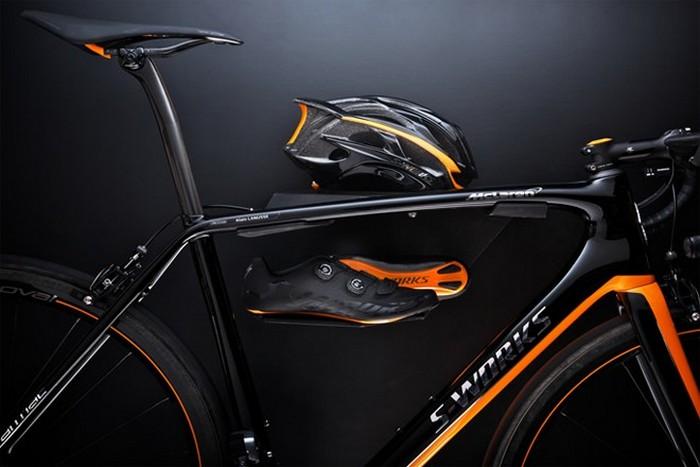 Ub-950g – шоссейный велосипед от McLaren