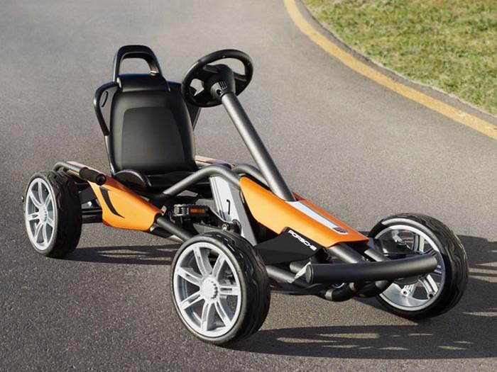 Porsche Go-Kart – детский автомобиль от компании Porsche
