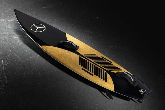 MBoard – доска для серфинга от Mercedes-Benz